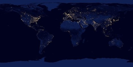 India Satallite View On Diwali 2013 : Released By NASA | Happy Diwali 2013 | Celebrate Festival | Scoop.it