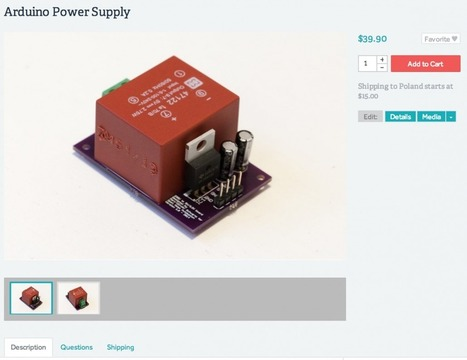 Selling an Open-Source Hardware Product on Tindie | Peer2Politics | Scoop.it