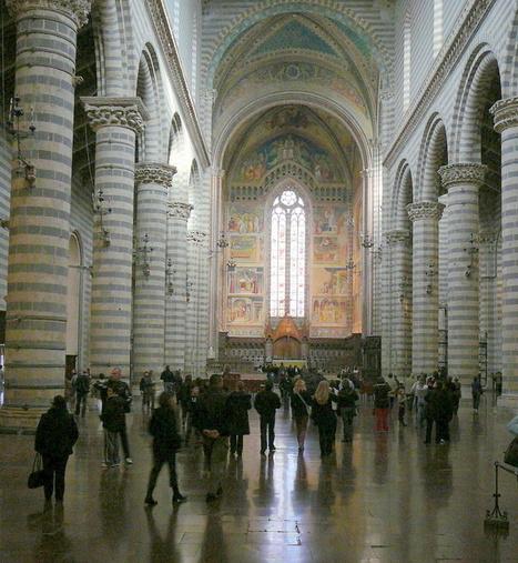 A long journey that created a masterpiece | Desde las Catacumbas hasta las Catedrales Medievales | Scoop.it