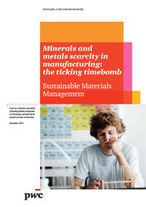 Minerals and metals scarcity in manufacturing: The ticking time bomb | Web Marketing | Scoop.it