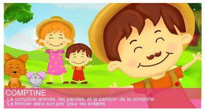 Monde des petits: comptines, contes, jeux pour enfants | fle enfants | Scoop.it