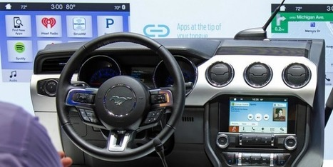 Consumers are in the Connected Car's Driver Seat in 2015 | Automobile Technology | Scoop.it