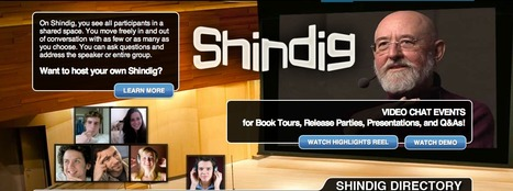 Shindig   Video chat events   Internet Tools for Language Learning   Scoop.it