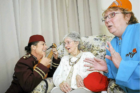 Laughter is better than pills - Northern Star | Health and Ageing | Scoop.it