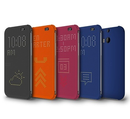 HTC M8 Dot View Case Price in Nigeria « Tech-Hub | Rendezvous - Nigeria's No1 Technology News Hub | Scoop.it