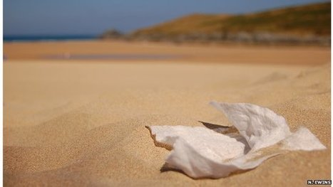 Wet wipe litter on #beaches 'up 50%' #Wales was the worst!!! #ukMustCleanUP ! Update from @mcsuk | Rescue our Ocean's & it's species from Man's Pollution! | Scoop.it