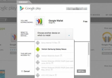 Google Wallet compatible with Verizon Galaxy Nexus after Android ... | Android by MavajSunCo.com | Scoop.it