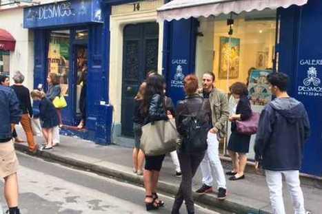 Thomas Tournavitis - THALASSA© IN PARIS | Ήρα Παπαποστόλου | Scoop.it