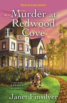 Murder at Redwood Cove by Janet Finsilver - Cozy Mystery | Kindle Book reviews | Scoop.it