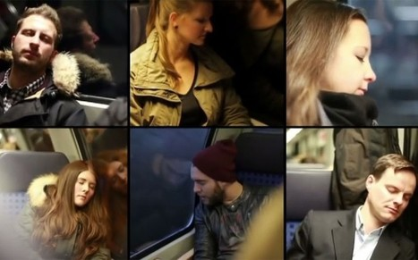 Sky Deutschland to broadcast adverts directly into train passengers' heads - Telegraph | color in life | Scoop.it