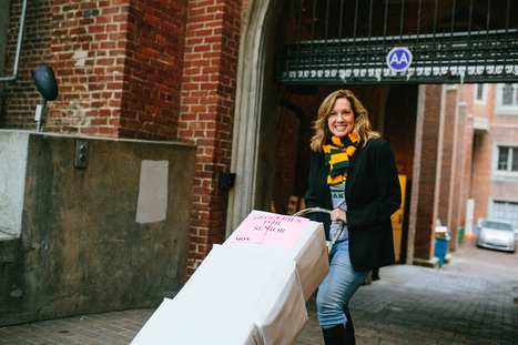 Alumni Deliver Groceries to Low-Income Seniors | Change the World from Here | Scoop.it
