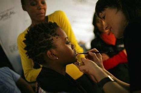 It's worth it: Beauty firms chase Africa cosmetics boom - DigitalJournal.com | Makeup | Scoop.it