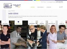 « Mon Projet + », la web série de GDF Suez Pro sur des aventures entrepreneuriales | Stratégie de contenu | Scoop.it