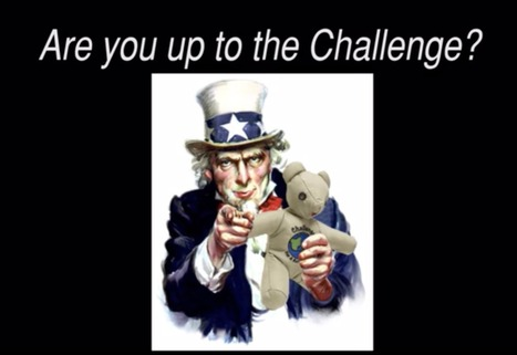 Challenge Bear | CSR - Corp. Social Responsibility | Scoop.it