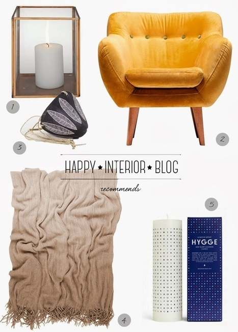 Happy Interior Blog Recommends... | Designed influence | Scoop.it