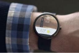 Google dévoile Android Wear, un système d'exploitation pour les wearables | Accessoires, Composants, Objets Connectés, Domotique, Périphériques et Multimédia | Scoop.it