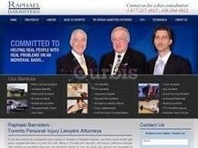 Injury Law Firm Toronto | Raphael Personal Injury Lawyers | Scoop.it
