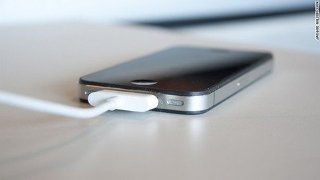 Researchers: We can hack an iPhone through the charger | Geekeries | Scoop.it
