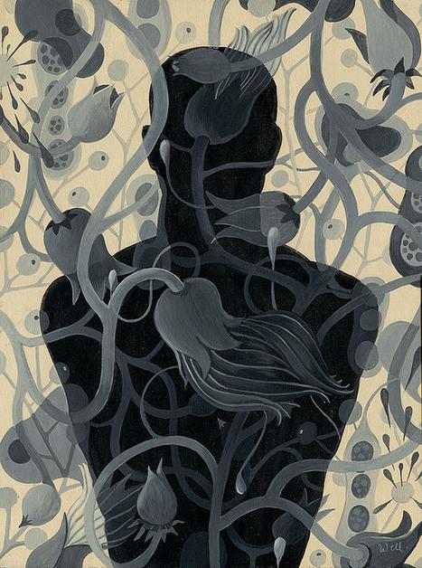 Artworks by Alice Wellinger | io art | Scoop.it