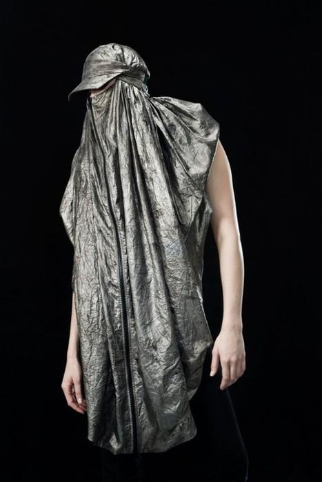 Stealth Wear | Adam Harvey | Ti Amo Polizia 101 | Scoop.it