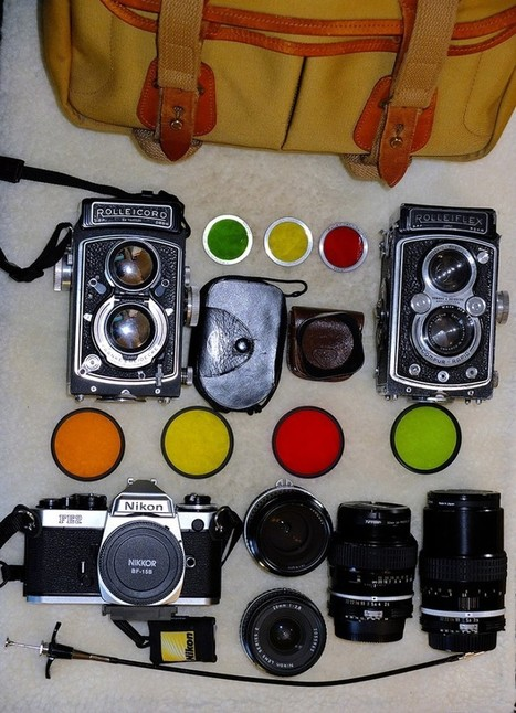 In your bag No: 1110 - Dave Disley - Japan Camera Hunter | L'actualité de l'argentique | Scoop.it