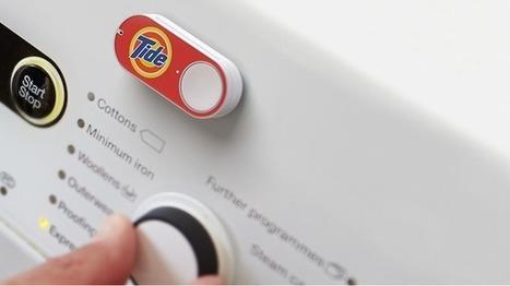 Homeshopping auf Knopfdruck: Amazon stellt Dash-Buttons vor | Weblese | Scoop.it