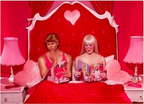 In The Dollhouse, A Photo Series That Captures The Less Than Perfect Life of Barbie & Ken by Dina Goldstein | teaching with technology | Scoop.it