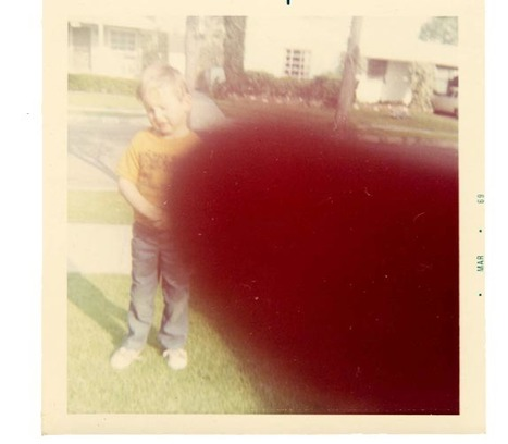 """""""Collecting Vintage Photos and 'Mistake' Snapshots"""" 