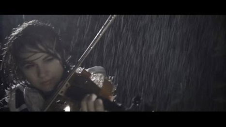 A Zelda Violin Performance Worthy Of The Hero Of Time | worldbest transmedia case studies | Scoop.it