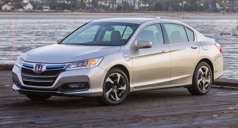 Honda could make Accord hybrid in U.S. by 2015 | Amazing Autos | Scoop.it
