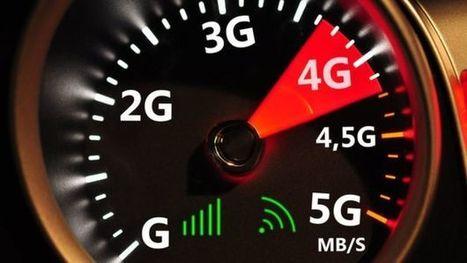 ¿Qué significa 3G, 4G, 5G y LTE? | Sistemas de Telecomunicaciones | Scoop.it
