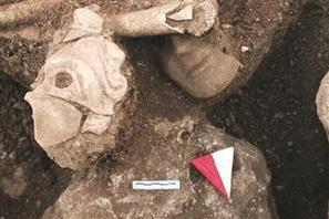 2,000-year-old ancient skeleton mask discovered in Turkey | Archaeology News | Scoop.it