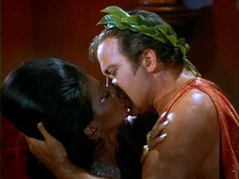 TV's First Interracial Kiss | Mixed American Life | Scoop.it