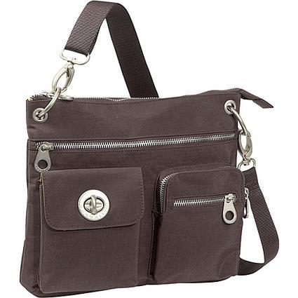 baggallini Sydney Bagg Silver Hardware - Tote | I love designer handbags | Scoop.it