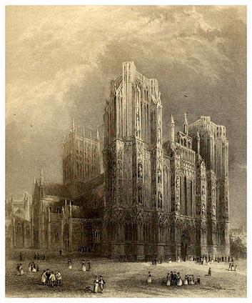 odisea2008: CATEDRALES DE INGLATERRA | Arquitectura Medieval | Scoop.it
