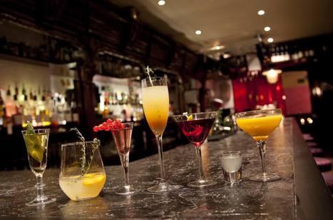 Restaurant in London | Lebanese Restaurant | Wine Bar London | Cuisine Cafe Nouf | Wine Bar London | Scoop.it
