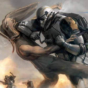 A Tribute To Star Wars – A Collection of Stunning Artwork starwars-10 | VI Geek Zone (GZ) | Scoop.it