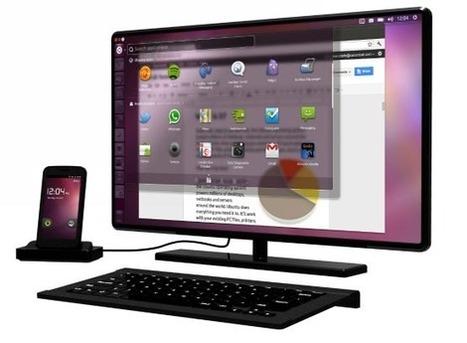 Ubuntu transforme votre mobile Android en véritable PC ! | François MAGNAN  Formateur Consultant | Scoop.it