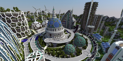 How Minecraft is Inspiring the Next Generation of Young Architects | Differentiated and ict Instruction | Scoop.it