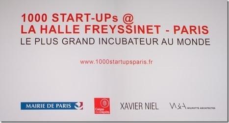 Le plus grand incubateur numérique au monde sera français | cross pond high tech | Scoop.it