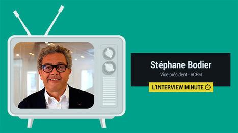 Une DMP commune va-t-elle sauver les médias ? [video]Stéphane Bodier vice-pdt ACPM | Big Media (En & Fr) | Scoop.it