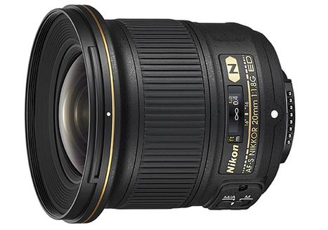 Nikon 20 mm f/1,8 G ED : grand-angle ultra lumineux | 100% e-Media | Scoop.it