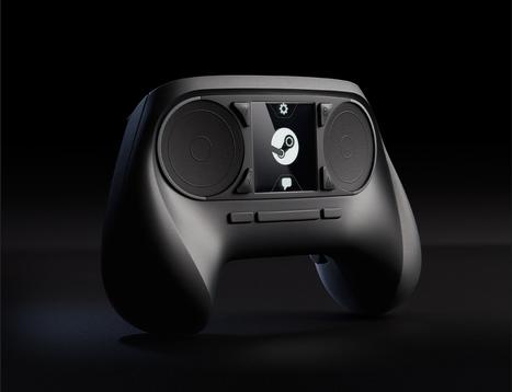 Steam Controller | Tech Maker | Scoop.it