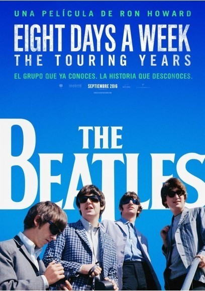 THE BEATLES: EIGHT DAYS A WEEK | Neocinéfilos | Scoop.it