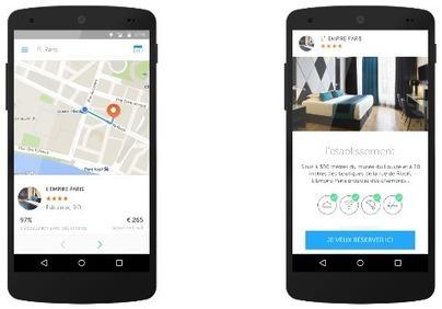 Booking.com lance l'application Booking Now sur Android - TourMaG.com | Applications Iphone, Ipad, Android et avec un zeste de news | Scoop.it