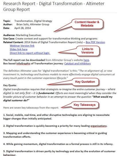 Don't Just Curate Content, Harvest it | Sandhill | Social Media | Scoop.it