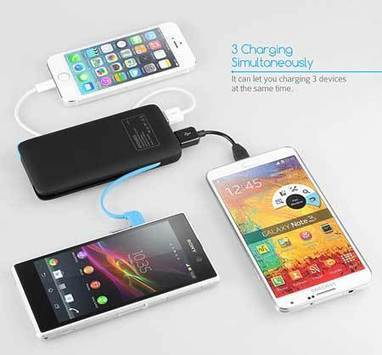 Brando Releases X Power Portable Battery with 6000mAh Capacity | Technology News | Scoop.it