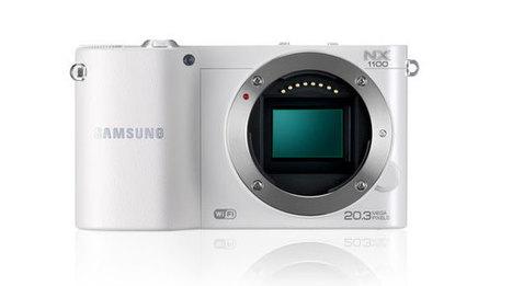 Samsung NX1100 - inklusive Adobe Lightroom 4 | Camera News | Scoop.it