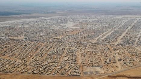 Flüchtlingslager in Jordanien: Lieber in einem Boot sterben als an Hunger | Syrische Flüchtlinge | Scoop.it