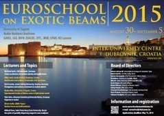 Euroschool on Exotic Beams 2015 | Nuclear Physics | Scoop.it